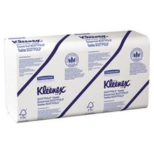 TOWEL KLEENEX SCOTT FOLD WHITE 25/120 (3000) 8.1