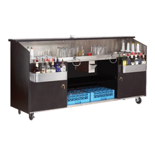 Advance Tabco R-8-B Portable Bar, 96