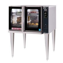 Blodgett HVH-100E SGL HydroVection Oven with Helix Technology, Electric, full size capacity (5) 18
