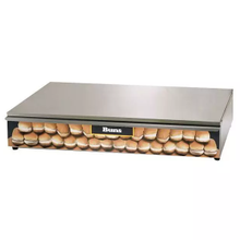 Star SS50BB Grill-Max Hot Dog Bun Box, capacity 64 buns, removable stainless steel bun pans, stainless steel exterior, cULus, UL EPH