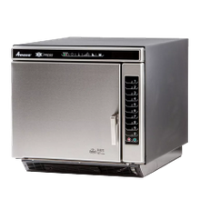 Amana_ ACE14V Commercial Convection Xpress_ Combination Oven, 1.2 cu. ft. capacity, 2700 watts convection, 4-stage cooking, 11 power levels, 100 memory setting
