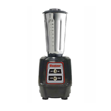 Centaur CNT75S Blender, 32 oz. capacity, dual speed, ingredient crushing rib, unbreakable stainless steel container, 3/4 hp, 1-year warranty