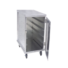 Cres Cor 101-1418-20 Tray Delivery Cabinet, mobile, enclosed, single compartment, non-insulated, hold (20) 14