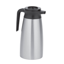 Bunn-O-Matic 39430.0000 Thermal Pitcher, 1.9 liter (64 oz.), stainless steel liner, 1-pack, NSF