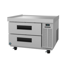Hoshizaki CRES36 Steelheart Series Refrigerated Equipment Stand, one-section, 36-1/2
