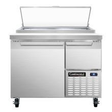 Continental CPA43 Pizza Prep Table, 43
