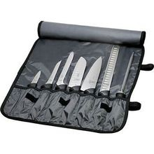 MILLENNIA KNIFE SET 7-PIECE WITH ROLL BAG