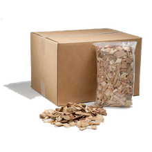 Alto-Shaam WC-22545 Wood Chips, maple, 20 lb. bulk pack (cartons of chips cannot be mixed)