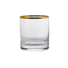 Gold Miners Rocks Glass, 15 ounce capacity, 4