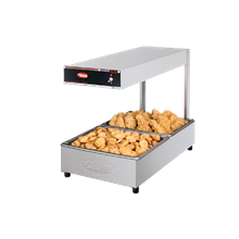 Hatco GRFF-120-T-QS Glo-Ray Portable Foodwarmer, with special stand for food holding pans, with metal sheathed element, built in