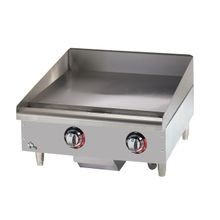 Star 524TGF Star-Max Heavy Duty Griddle, electric, countertop, 24