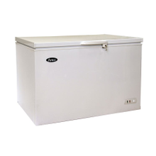 Atosa MWF9010 Atosa Solid Top Chest Freezer, 9.6 cu. ft., solid hinged lid with lock