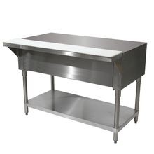 Advance Tabco STU-4 Solid Top Table, 62-7/16