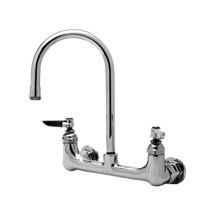 T&S Brass B-0330-M Mixing Faucet, wall mount, 8