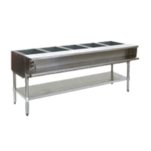 Eagle AWTP5-NG Water Bath Hot Food Table, natural gas, 79
