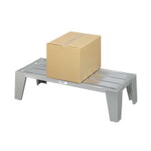 Channel EXD2448 Lifetime Tough Dunnage Rack, Heavy Duty, channel, 48