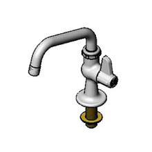 T&S Brass 5F-1SLX06 Equip Faucet, deck mount, swivel, 7-13/16