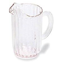 PITCHER PLASTIC 72 OZ CLEAR BOUNCER 6/CS