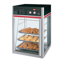 Hatco FSDT-1X Flav-R-Savor holding & display cabinet, (1) door, (4) tier pan rack without motor, with 6 ft cord & plug, 1440w, cULus, UL EPH