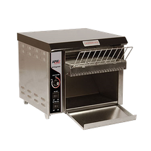 APW AT EXPRESS Conveyor Toaster, electric, countertop, (300) slices/hour capacity, 1-1/2