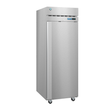 Hoshizaki R1A-FS Steelheart Series Refrigerator, reach-in, one-section, 23.1 cu. ft., top mounted self-contained refrigeration system