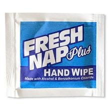 Antiseptic Hand Wipes/ Towelettes, 1000 packets per case