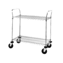 Metro 2SPN33PS SP Heavy Duty Utility Cart, standard unit, 36