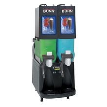Bunn-O-Matic 34000.0504 ULTRA-2PAF Powdered Autofill Ultra Frozen Beverage Machine, counter model, (2) 2 gallon hoppers, intern. monitored