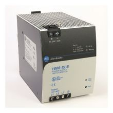 1606-XLE960DX-3N: Essential Power Supply, 24V DC Semi-regulated, 960 W, 480V AC input