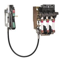 Cable-Operated Disconnect Switch Cable Mechanism, 400A, Cable Length 5 ft