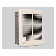 Berko® CRA1512-T2 Fan-Forced Wall Heater, 5118 Btu, 120 VAC, 12.5 A, 1500 W