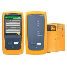 Fluke® DSX-5000QI 120 DSX CableAnalyzer™ Cable Analyzer, 1000 MHz, 0.1 m, 5.7 in LCD Display