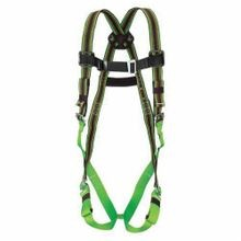 Miller® by Honeywell E650-58/S/MGN Stretchable Harness, S/M, 400 lb, Green, Polyester/Urethane Elastomer Strap