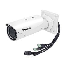 VIVOTEK IB9371-HT Day/Night Network Bullet Camera, Vari Focus Lens, 12 VDC, 3 to 9 mm Focal Length