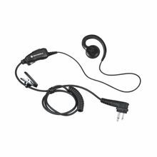 MOTOROLA RLN6423A Comfortable Flexible Swivel Earpiece With In-Line Push-To-Talk Mic, Wired Connector