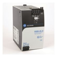 1606-XLS480EE: Performance Power Supply, 24-48V DC, 480 W, 240V AC Input Voltage