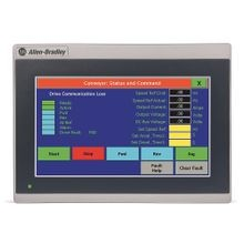 PanelView 800, 7 in HMI Terminal, Touch Screen TFT, Serial and Ethernet ports