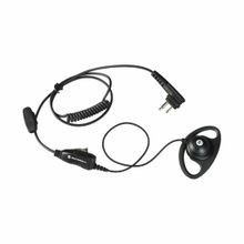 MOTOROLA HKLN4599 D-Style Earpiece With In-Line Microphone and Push-To-Talk Button