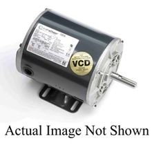 REGAL® E804 AC Motor, 75 hp, 230/460 VAC, 178/89 A, 60 Hz, 3 Phase, 365TS Frame, 1780 rpm, Surface Mounting, TEFC Enclosure