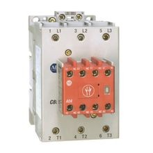 100S-C Safety Contactor, 85A, Line Side, 24V DC (w/Integrated Diode), 3 N.O., 1 N.O. 4 N.C.