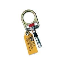 3M DBI-SALA Fall Protection 2104560 Concrete Anchor With D-Ring, 310 lb Weight Capacity, 5000 lb Tensile Strength, Single D Configuration, 4-1/2 in Hole Depth, 3 in Dia Ring, Stainless Steel, Silver