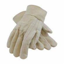 PIP® 94-928I Economy Grade Hot Mill Gloves, Natural, 3-Layer/Straight Thumb