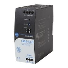 1606-XLB240E: Basic Power Supply, 24-28V DC, 240 W, 90-264V AC Input Voltage