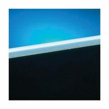 Panduit® GES99F-C0 Solid Grommet Edging, 0.062 to 0.099 in THK Panel, 100 ft L, Polyethylene, Black