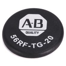 56RF, 57RF Radio Frequency Identification (RFID), 128 Byte Memory Size, Disc Tag, SLI, 20 mm diameter