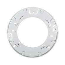 VIVOTEK AM-516 Adaptor Ring, For Use With FD8135H, FD8155H, FD8162, FD8163, FD8165H, FD8171, FD8173-H, FD8181 Fixed Dome Cameras