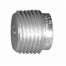 Appleton® RB50-38A Threaded Reducing Bushing, 1/2 - 3/8 in Conduit, Aluminum