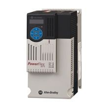 PowerFlex 527 AC Drive, with Embedded Dual Port EtherNet/IP and Integrated Safety, 480 VAC, 3 Phase, 10 HP, 7.5 kW Normal Duty; 10 HP, 7.5 kW Heavy Duty, Frame C, IP20 NEMA / Open Type, Filter