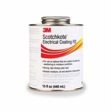 3M™ Scotchkote™ SCOTCHKOTE FD Electrical Coating, 15 oz Can, Liquid, Dark Brown, 0.87