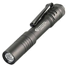 Streamlight® Microstream® 66604 Ultra Compact Rechargeable USB Pocket Light, LED Bulb, 250 Lumens High/50 Lumens Low Lumens, Anodized Aluminum Housing